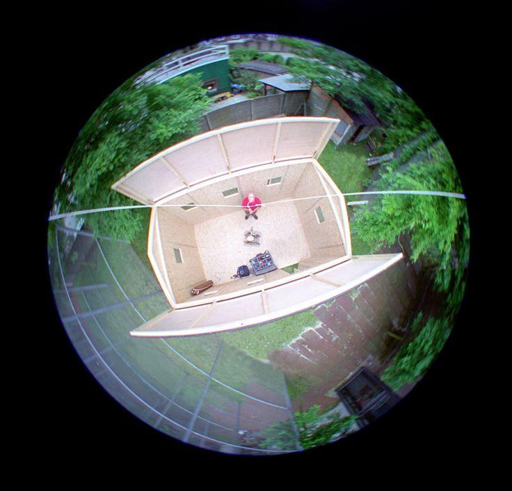 Ballonhuis - Balloonhouse
