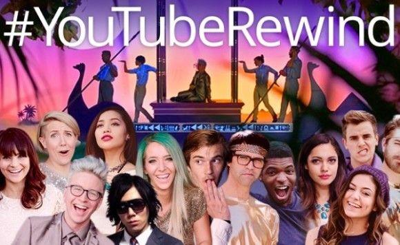 Torna anche quest'anno Youtube Rewind: il 2014 volge al termine ed è arrivato il momento di guardarsi indietro per prendersi un po' in giro