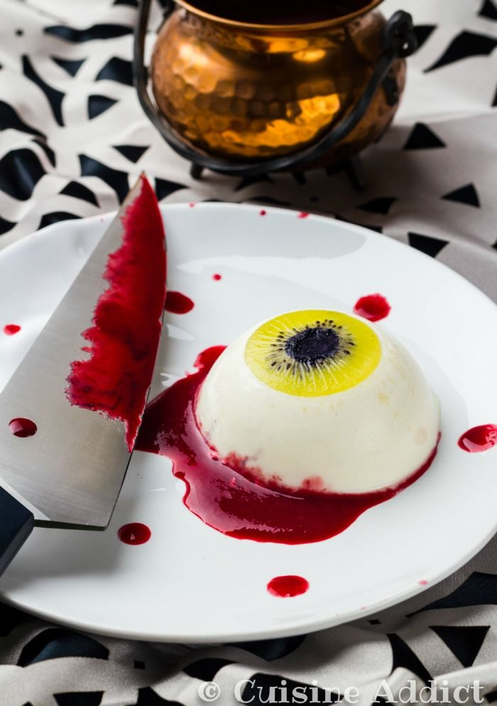 9 Creepy Halloween Desserts That'll Make You Squirm