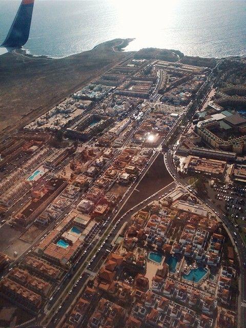 Landscape of Fuerteventura