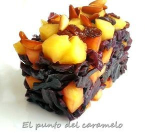 Cómo hacer col lombarda rehogada con manzana paso a paso. Aprender a cocinar nunca fue tan fácil. Recetas de cocina chilena y del mundo.