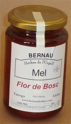 Miel de Flores del Bosque