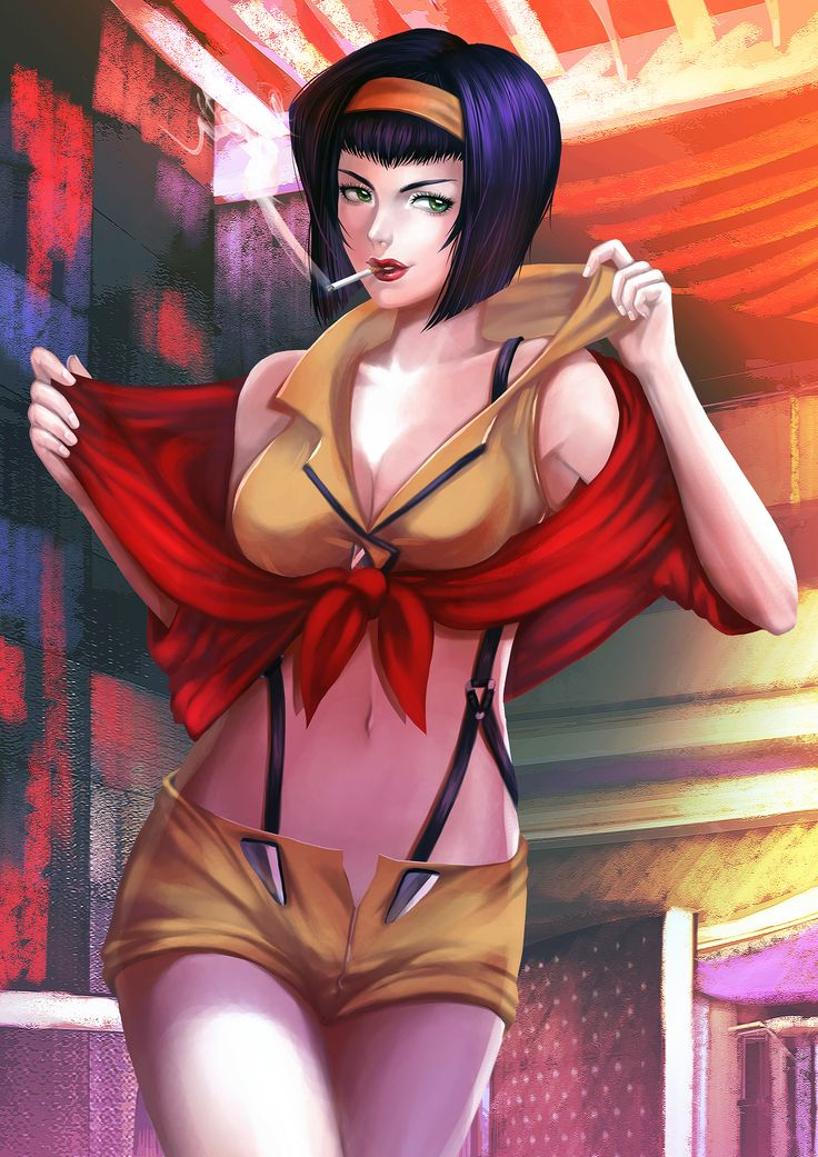 Faye Valentine Wiki Porn 67