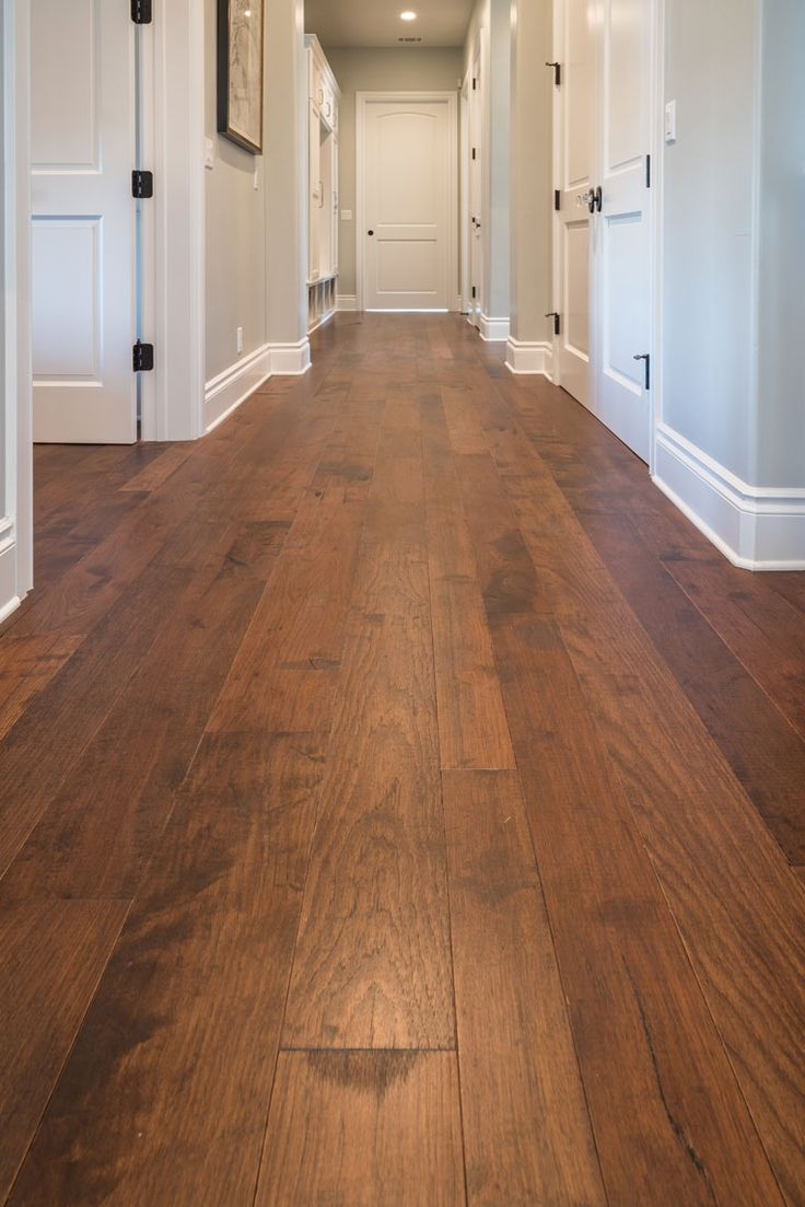 Our Southern Pecan Wood Flooring Has Characteristics That
