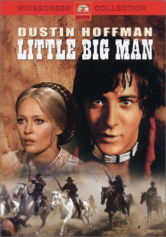 Little Big Man (1970)  Dustin Hoffman, Fay Dunaway, Chief Dan George, Martin Balsam, Richard Mulligan, Jeff Corey, Aimee Eccles... A 121-year-old white survivor (Dustin Hoffman) of the Battle of the Little Bighorn recalls his checkered life with Cheyenne, Wild Bill Hickok, medicine shows and more.