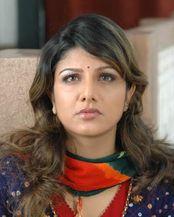 Actress rambha in financial problem?