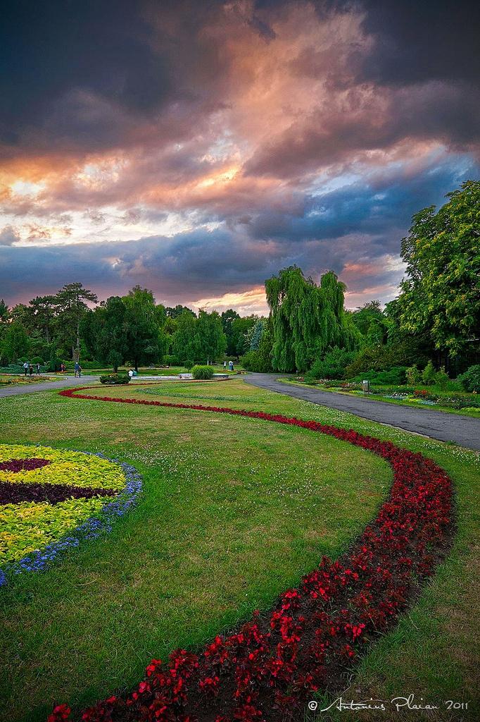Timisoara - Botanic Park