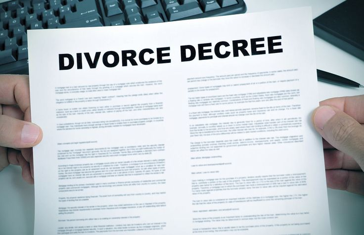 Is It Time for a National Divorce Law?