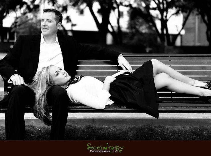 Houston Engagement Photography, Engagement Session Pictures, Houston Downtown Engagement Portrait