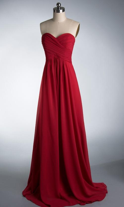 lang Abendkleider unter 100 euro ASLY252. Except I don't wear strapless.