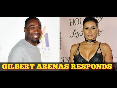 BlogTalk Gilbert Arenas Responds To Laura Govan And Vince After Being EX...