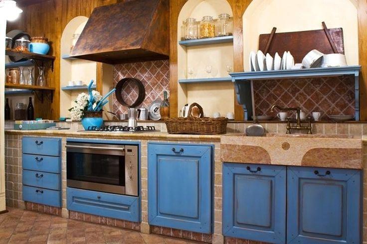 Come realizzare una cucina in muratura