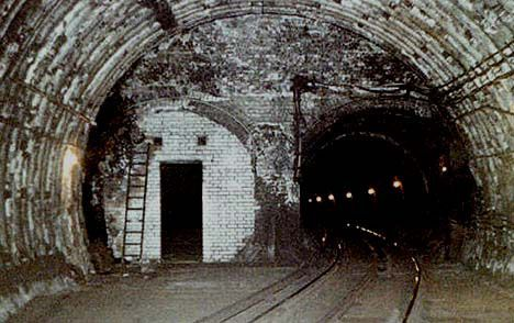 The ghosts of London Underground