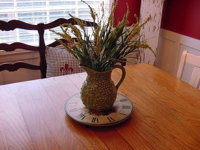 14 best images about dried floral ideas on pinterest for Everyday table centerpiece ideas