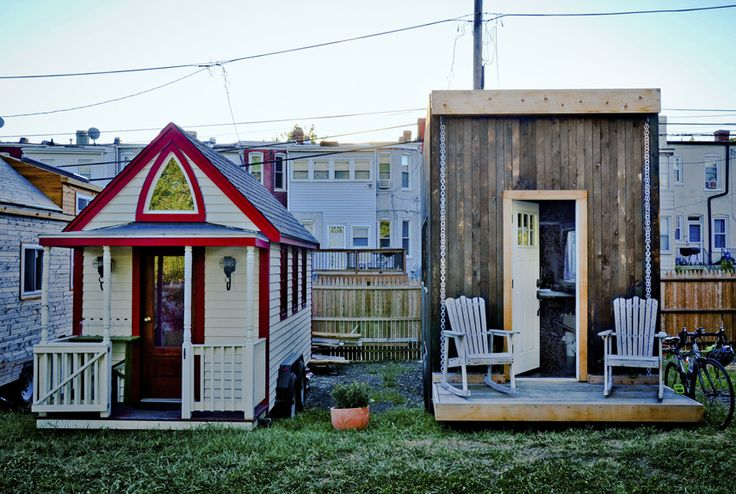 54 Best Tiny House Trailer Images On Pinterest