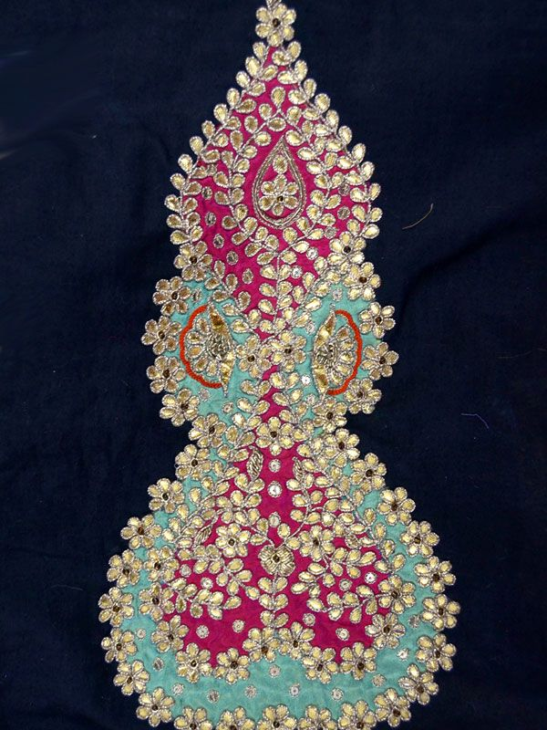 Design Resource - Gotapatti Embroidery of Jaipur - Lappe ka kaam