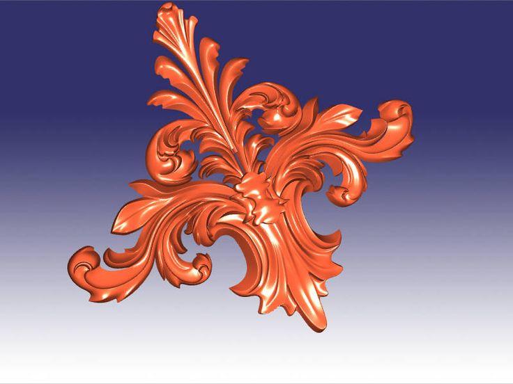 Бесплатные 3D модели орнамента (формат STL) (Страница 1) — Бесплатные 3D модели изделий для станков с чпу — Форум Каменский Станкостроительный Завод. Обсуждение станков, оборудование чпу