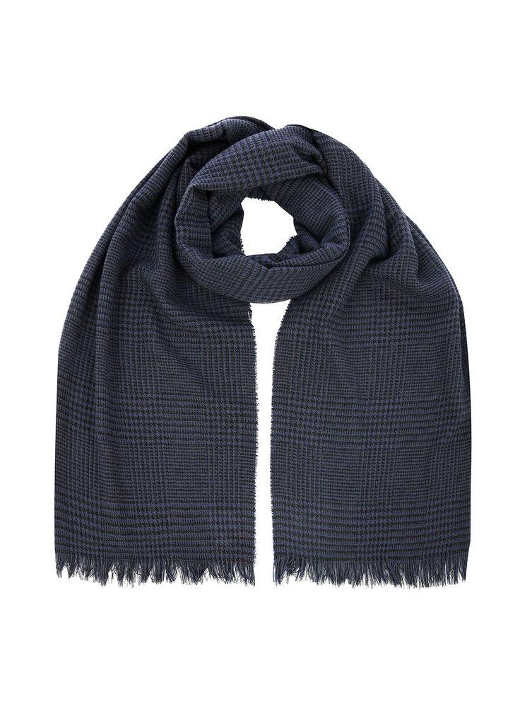 Cashmere Tweed Chartouche - Ladies' Scarves | Brora