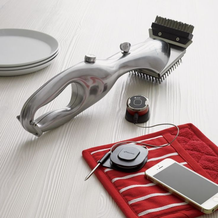 Grill Daddy Platinum Steam Grill Brush http://grilidea.com/coleman-road-trip-propane-portable-grill-lxe-review/