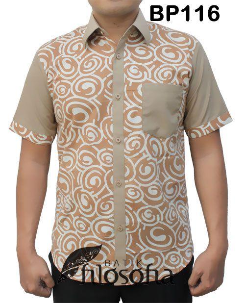 – Kode BP116 – Batik katun cap, kombinasi katun popline – Jahitan standar butik – Tersedia berbagai ukuran – Harga Rp.200.000 – Harga belum termasuk ongkir – Pemesanan Pin BB : 5135017A