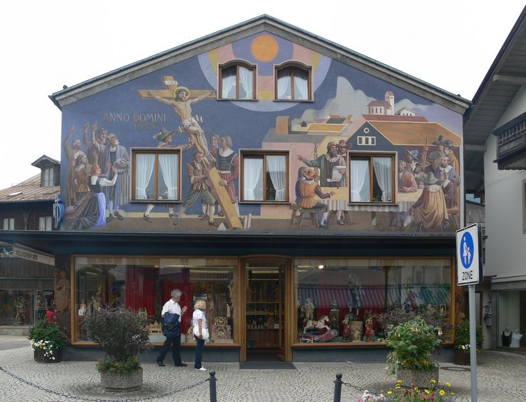 Oberammergau, Germany: Google Image, Places Europe, Favorite Places, Search, Street Art, Con Google