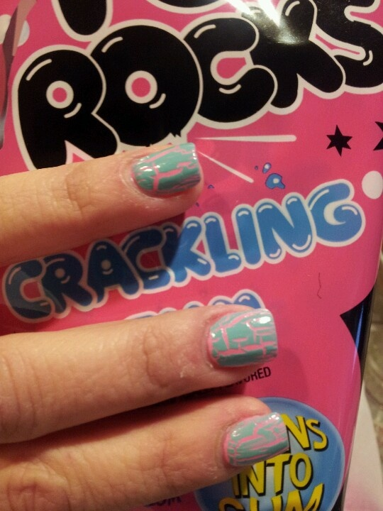 Crackle | Popsockets, Enamel pins, Nails