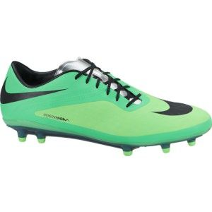 NIKE HYPERVENOM PHATAL VERDE FG, infunde miedo a tus rivales. #Nike #Velocidad #futbol #botasfutbol #juego #partido #entrenamiento #agilidad #diseño