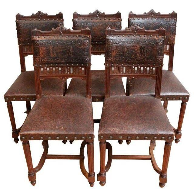 Antique Dining Room Chairs And Sets Of Antique Chairs Mr ...
