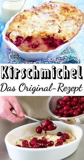 Kirschmichel - das Original-Rezept