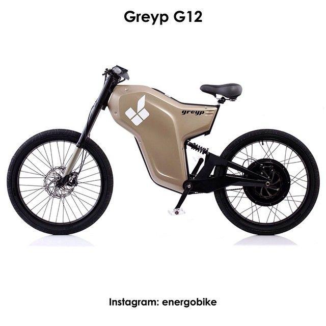 Greyp G12 Компания «Rimac Automobili» выпустила электрический мопед Greyp G12, используя свои наработки в сфере электрического транспорта. Greyp G12 оснащается 16-сильным (12 кВт) электродвигателем, который установлен в ступице заднего колеса. Максимальная скорость мопеда не превышает 65 км/ч, в то время как аккумуляторов ёмкостью 1.3 кВт*ч хватает на 120 км пробега. Главный козырь Greyp G12 — высокоэффективная система рекуперативного торможения, которая позволяет аккумулировать до 2 кВт…