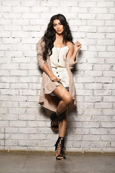 STUNNING! Check Out Mohenjo Daro Actress Pooja Hedge's Gorgeousness In Her Latest Photoshoot :http://www.gagbrag.com/stunning-check-out-mohenjo-daro-actress-pooja-hedges-gorgeousness-in-her-latest-photoshoot/