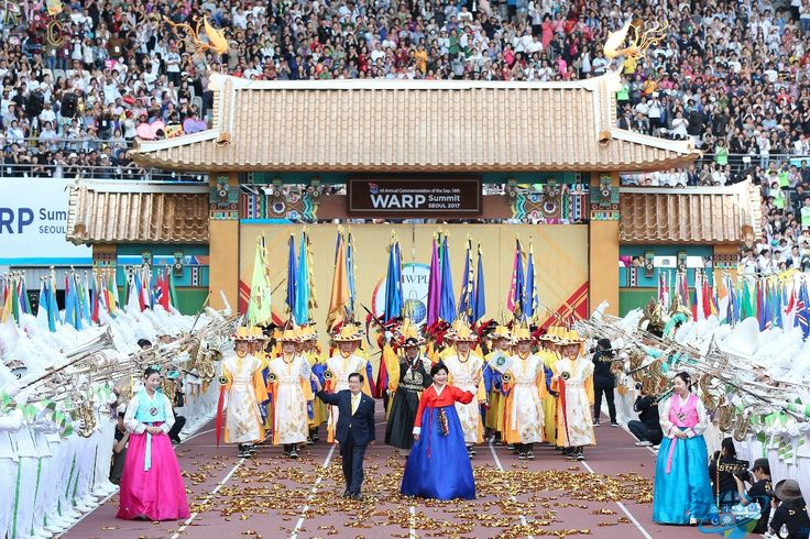 A Global Peace Festival with 200, 000 People from 30 Countries was held in Republic of Korea - Religion World