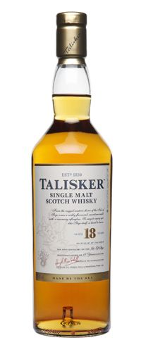 Talisker 18 Years Old - Discover more about Talisker whisky, including its flavour notes, taste and history at Malts