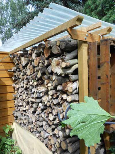 8 besten bildern zu brennholz lagern auf pinterest