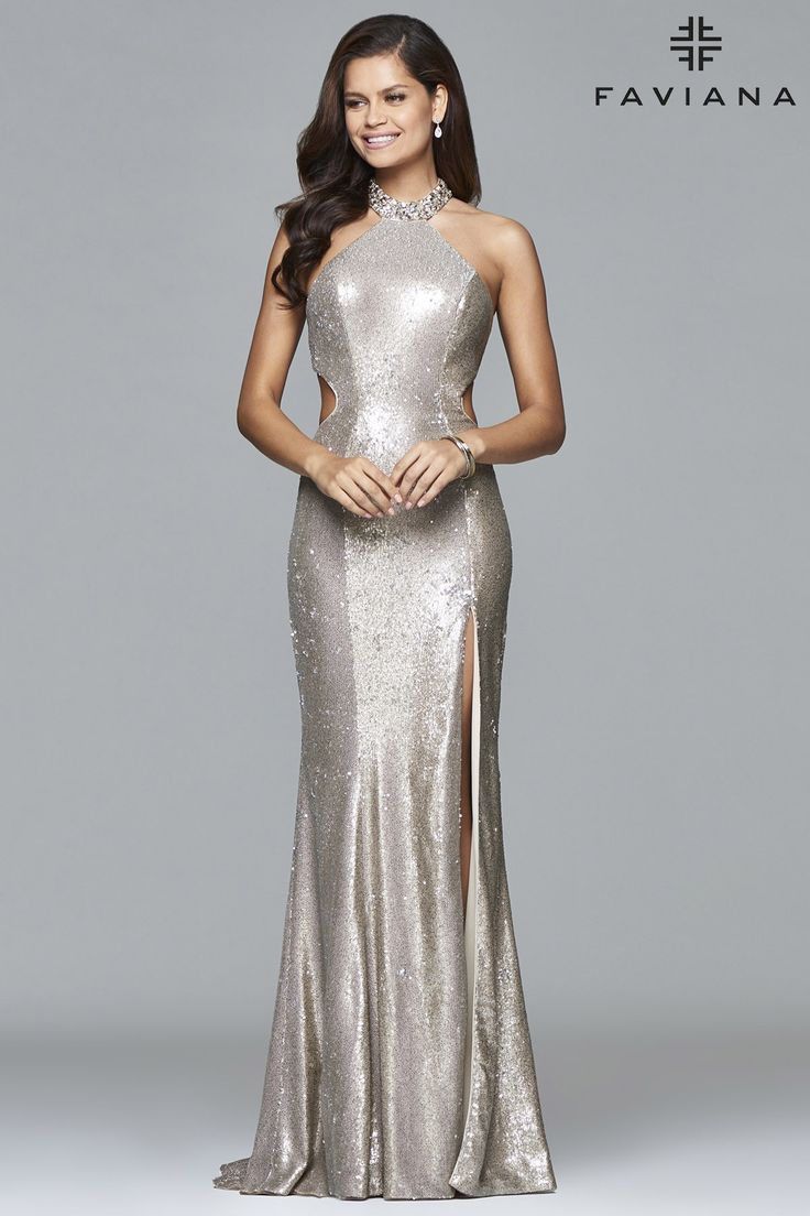 52 Best Faviana Images On Pinterest Dress Prom Formal Dresses And