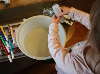 Ania mama Agnieszki: Brokatowy glut (slime) z boraksu