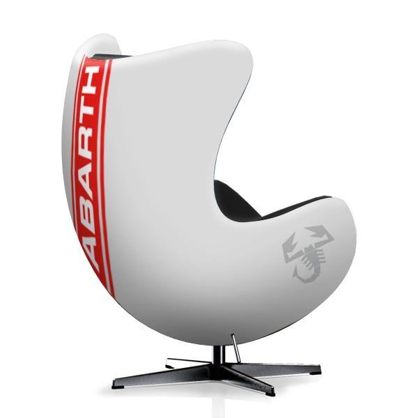 #Abarth Egg Chair