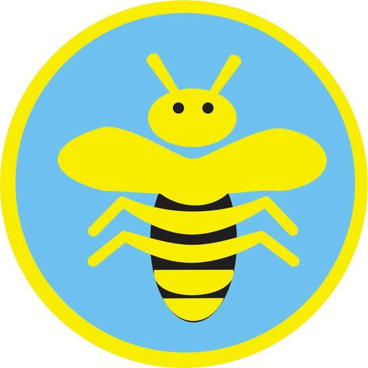 Logo De Abejitas Industriosas Busy Bee Logo Church And
