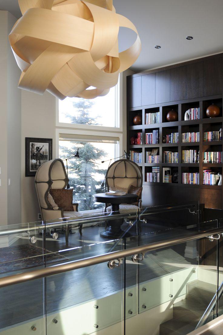 O2 Developments- Bearspaw renovation- Library