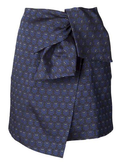 KENZO A-Line Skirt