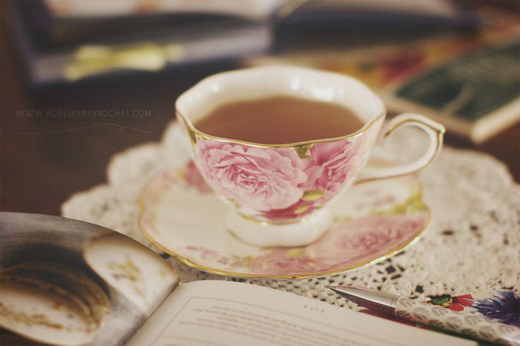 tea and recipes <3