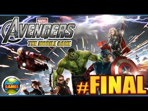 Avengers Mobile Gameplay part 9 Final