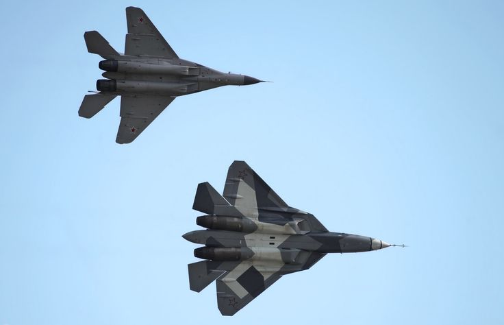 Russia's Stealth Fighter Could Outfly, Outshoot American Jets — War Is Boring — Medium