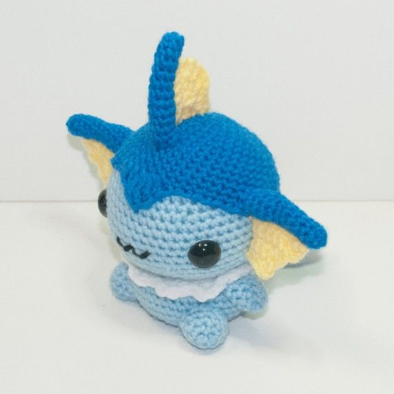 Les peluches Pokémon de Johnny Navarro - Aquali