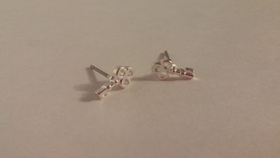 Check out this item in my Etsy shop https://www.etsy.com/ca/listing/472586577/key-stud-earrings