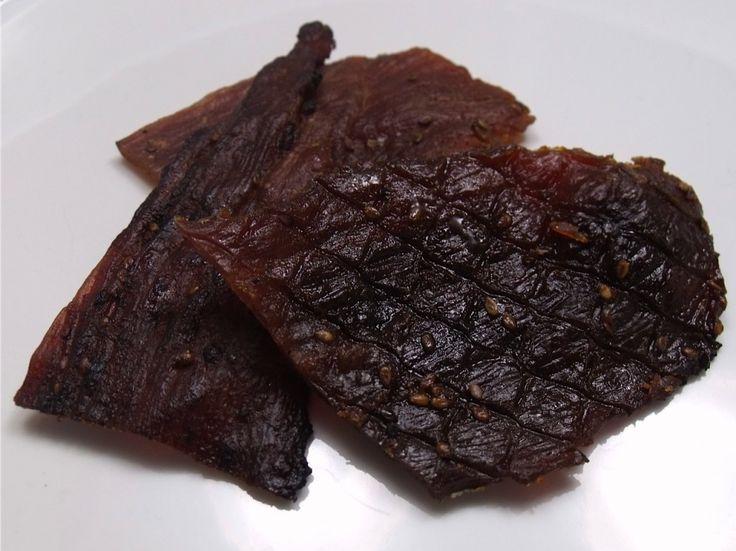Golden Island Korean Barbecue Jerky