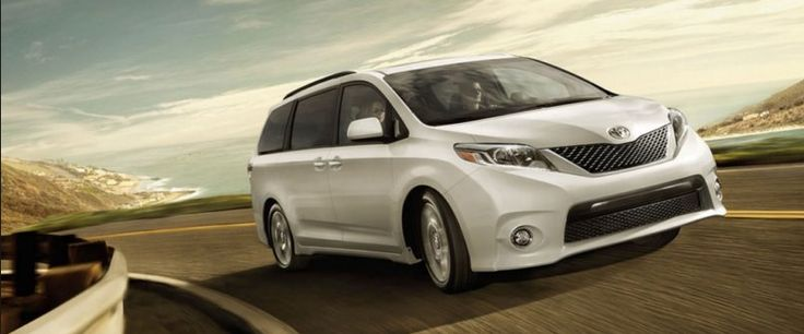 Toyota Sienna 2018 - Toyota Motor Company Prepare New Toyota Sienna For Upcoming season. Seemed like a replacement for that Previa minivan,