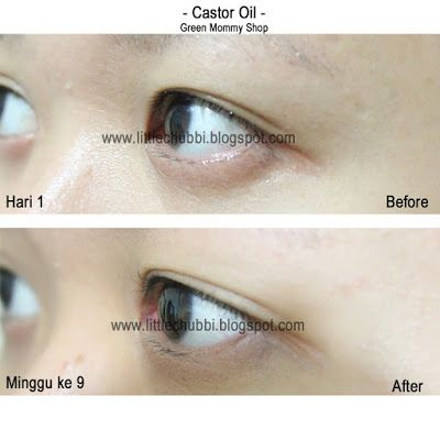 Get Long Eyelashes with Castor Oil.. Chek my blog for review ^^