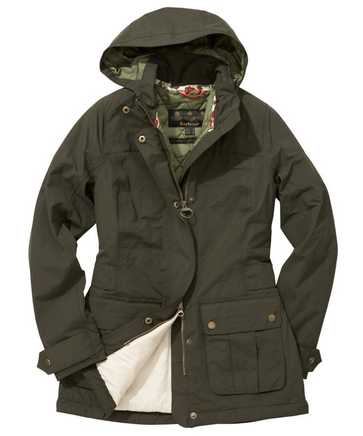 Womens Barbour Rochdale Waterproof Jacket - Dark Green ...a long, far off dream. Beautiful.