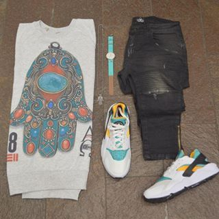 Saturday Outfit : Felpa MRB Jeans Biker Choice Coolana Pietro Ferrante Orologio Barbosa Snealers Nike Air Huarache White Sport Shop Online: www.247italiastyle.com  #love #TagsForLikes.com #TagsForLikesApp #instagood #me #smile #follow #cute #photooftheday #tbt #followme #TagsForLikes.com #girl #beautiful #happy #picoftheday #instadaily #food #swag #amazing #TFLers #fashion #igers #fun #summer #instalike #bestoftheday #smile #like4like #friends #instamood
